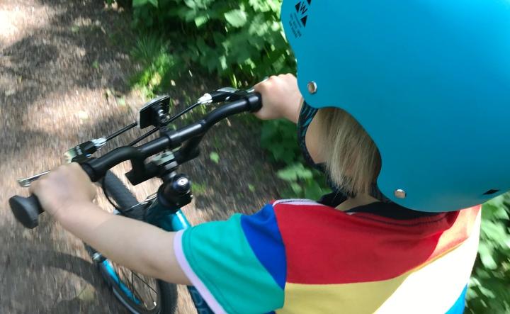 Islabikes vie lapsen pyöräilyn uudelletasolle