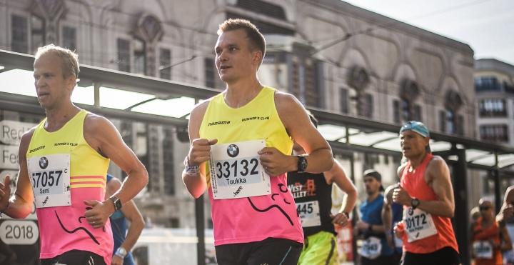 Miten saat pidettyä pään kasassa maratonilla 30 kilometrin jälkeen? – haastattelussa TuukkaRintala