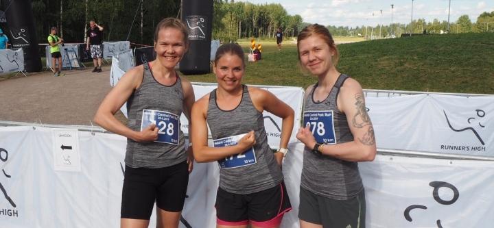 Helsinki Central Park Run 2019-kisaraportti