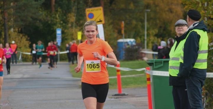 Epäonninen ennätysjahti – Vantaan puolimaratoninkisaraportti