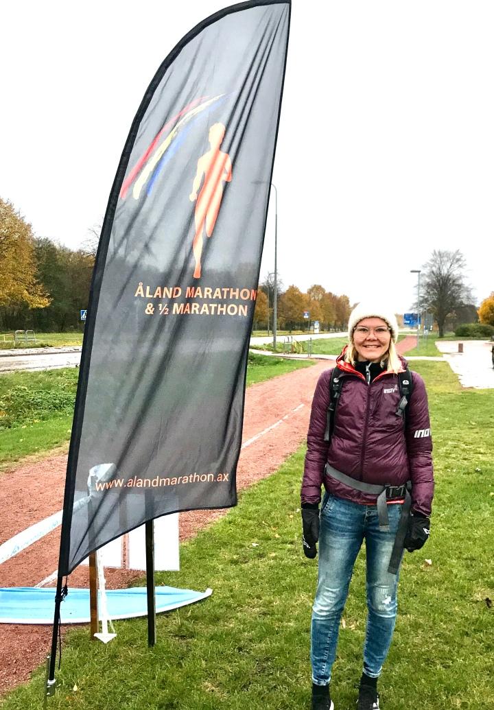 Juoksukunnon ulosmittaus onnistui ÅlandMarathonilla