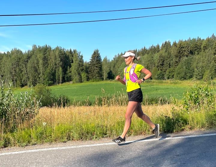Ote maratontreeneistä: kevyt viikko ja kaksi kovaaviikkoa